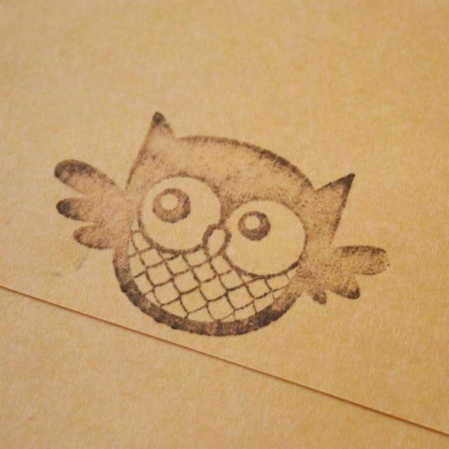 Itty bitty Owl