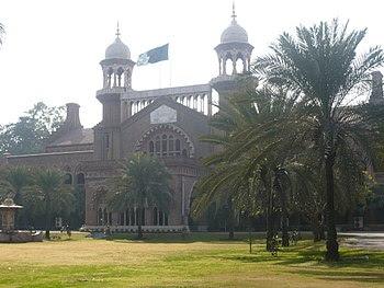 Lahore High Court, Punjab, Pakistan