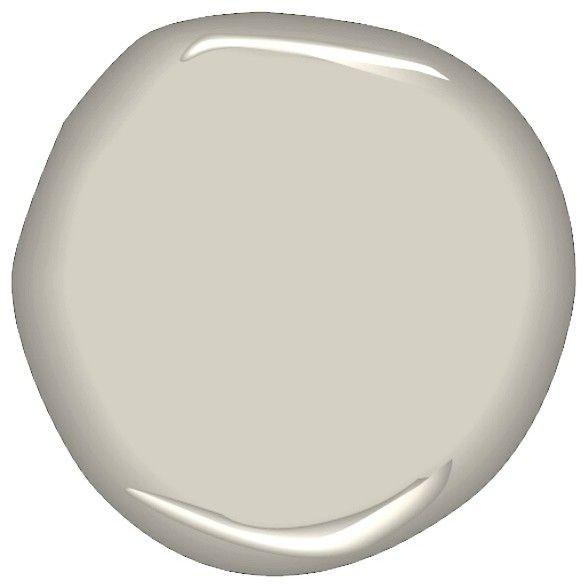 Benjamin Moore Sea Salt--for the living room