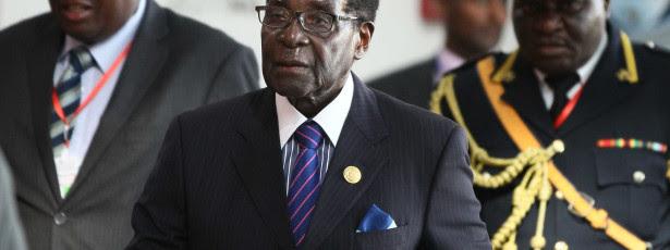 Mugabe comemora hoje 91 anos com festa de milhões de dólares