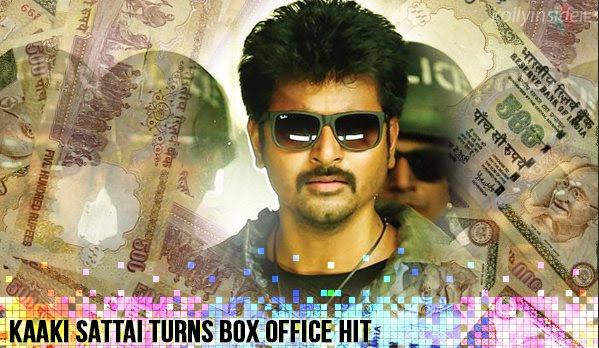 Kaaki Sattai strikes gold at box office
