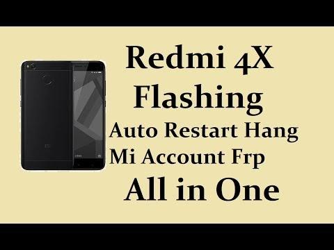 Redmi 4 mi account frp remove done file download by softichnic