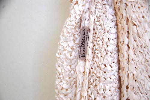 hand knit by ann fleischer