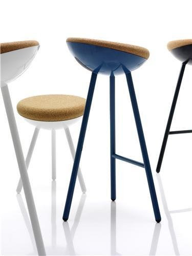 Rule of Three: Modern 3 Legged Stools | Apartment Therapy ...
