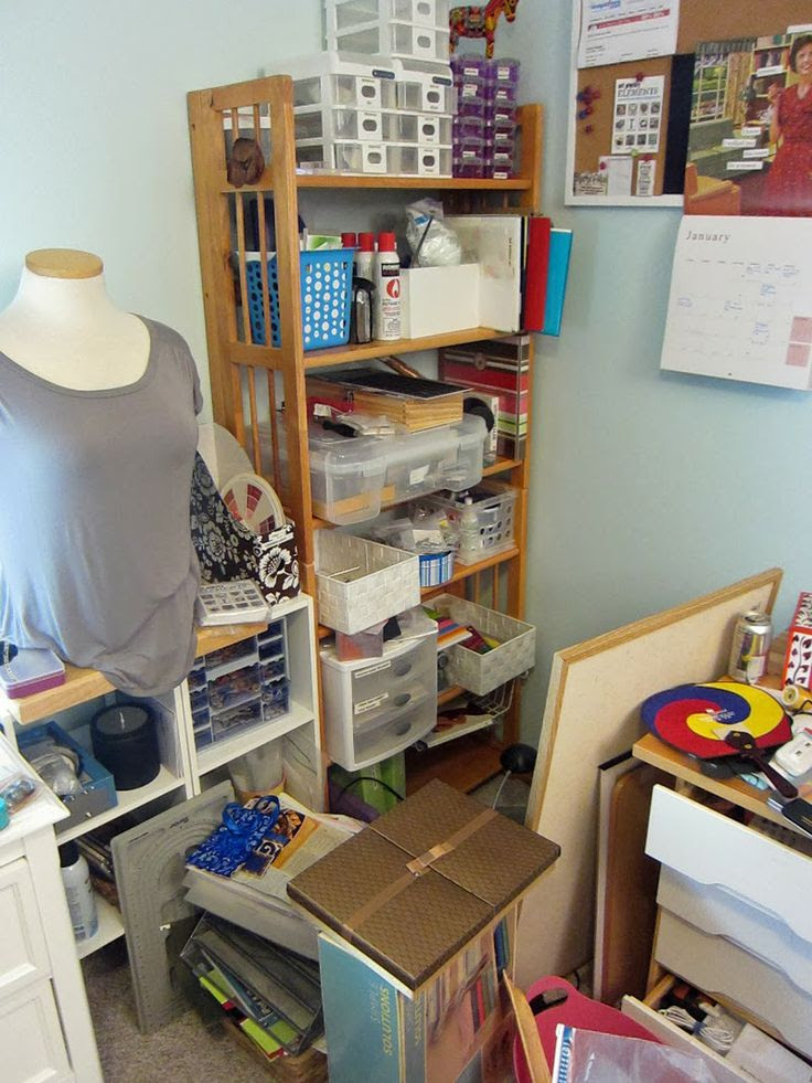 Art Jewelry Elements: Reorganizing My Jewelry Studio