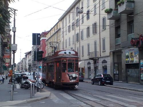 Roserio tram by durishti
