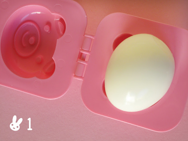 How to use an egg mold 1