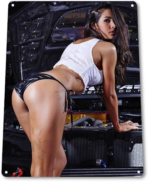 Sexy Girl Mechanic Pics (@Tumblr) | Top 12 Hottest
