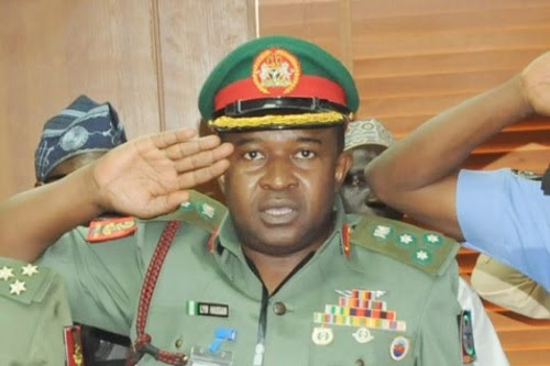 Nigerian Army General Detained as Another Scandal Rocks Buhari's Government