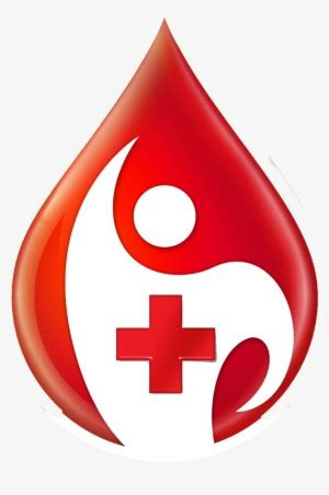blood symbol png blood donation app logo transparent png