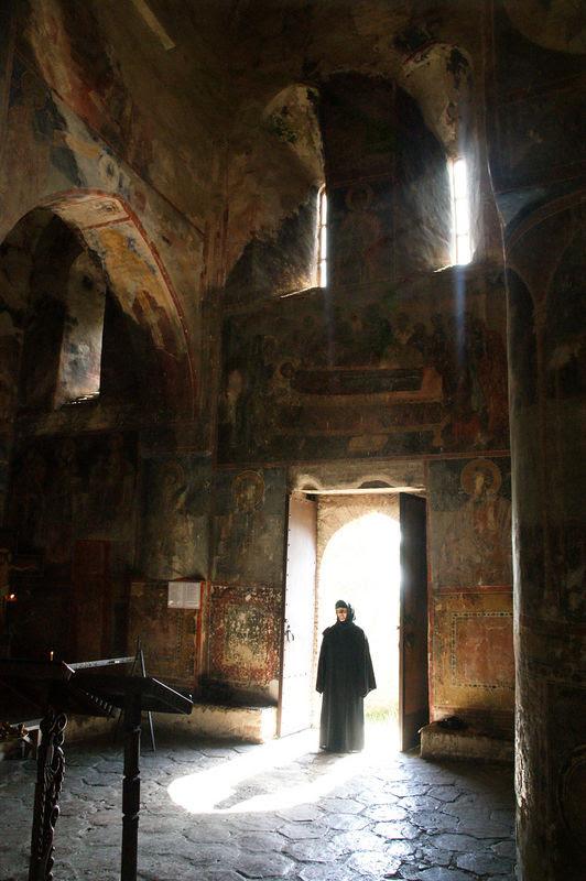 Монастырь Греми. Фото: Игорь Калядин