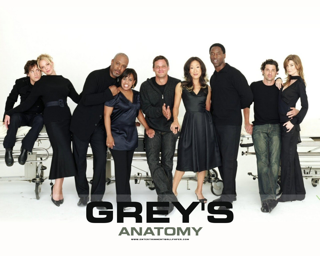 Gray's Anatomy Torrent - Legendado