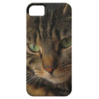 Athena Cat Goddess iPhone 5 Case