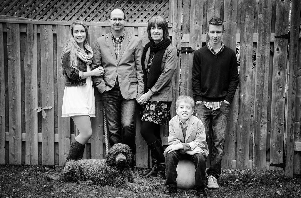About Me | Family Photo | personallyandrea.com
