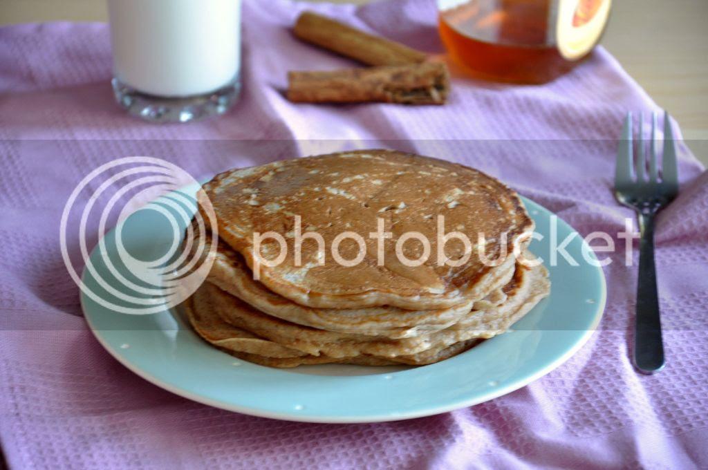 Wholemealcinnamonpancakes