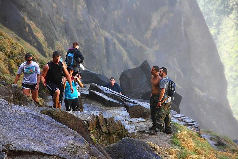 IMG_7989 Mist Trail/Vernal Falls