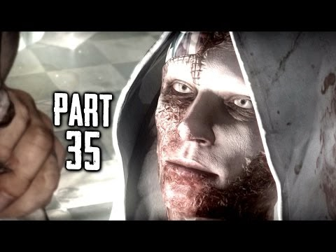 Gameplay The Evil Within Walkthrough Part 35 PS4