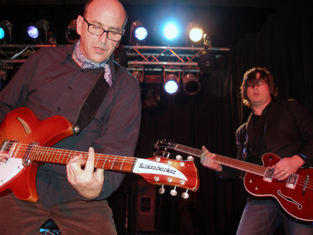 THat Was The Show That Was, Peter Case and Paul Collins
