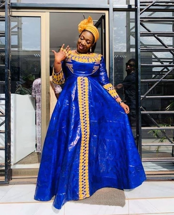 Bazin Femme Bazin Model Couture Africaine 2019 - 150 Idees De Model Bazin Tenue Africaine Mode Africaine Robe Africaine - Robe africaine en dentelle couture africaine femme robe africaine boubou modele de robe africaine mode africaine bazin mode africaine pagne hello ladies check the latest 2019 befitting and exotic ankara styles to rock your weekend.they are classy,very vibrant and stylishly beautiful.