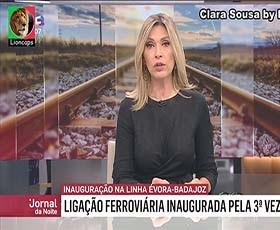 Clara de Sousa a sempre sensual jornalista da Sic