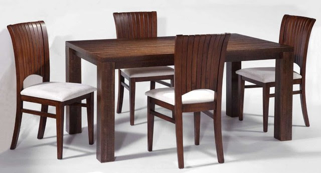 Dining Table And Chair Set | Dining Rooms Paint Colors