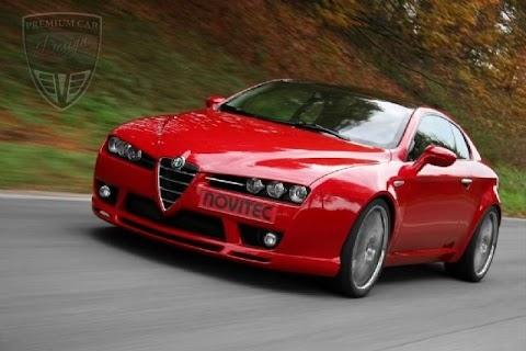 Alfa Romeo Brera Tuning