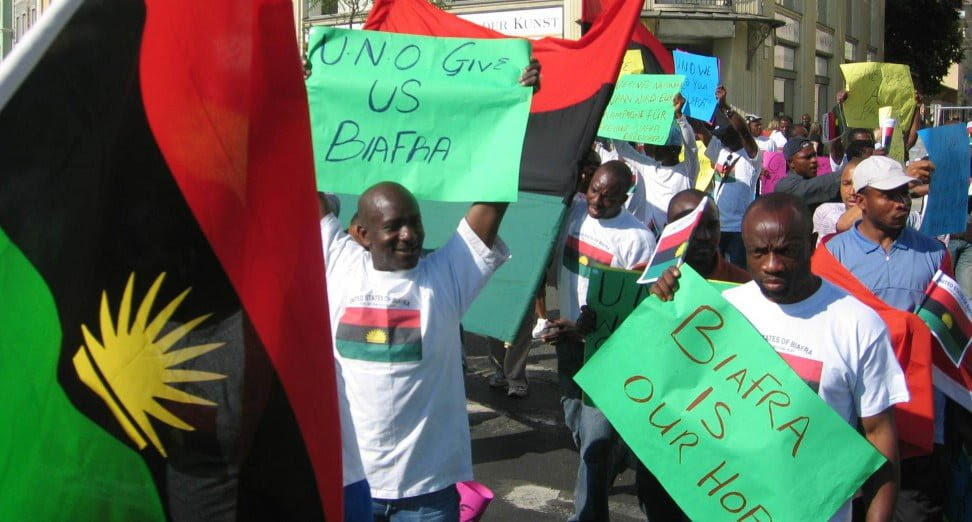 Biafra: US dragged to court for not declaring Nnamdi Kanu, IPOB terrorists