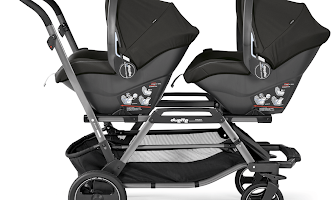 Twinstrollerduette2carseatt Babies Pinterest Twin strollers, Car seats and Twins