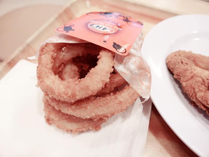 A&W onion rings