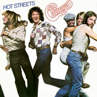 Chicago - Hot Streets (XII) album cover