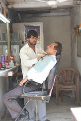 What Would Happen If The Barber Went Crazy ... by firoze shakir photographerno1