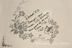 In the guestbook