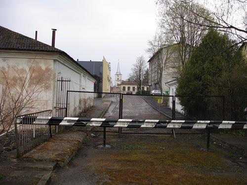 Valga border