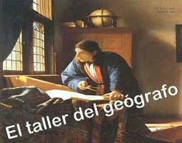 El taller del geógrafo
