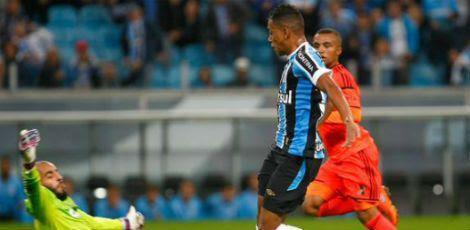 Sport mostrou forças para reagir e arrancar o empate por 1x1 com o Grêmio / Foto: Grêmio/Divulgação