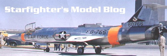 Starfighter's Model Blog