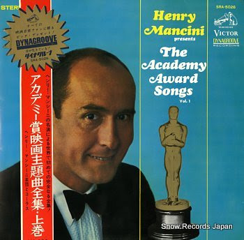 MANCINI, HENRY academy award songs vol.1, the