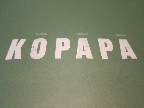 Kopapa, Covent Garden