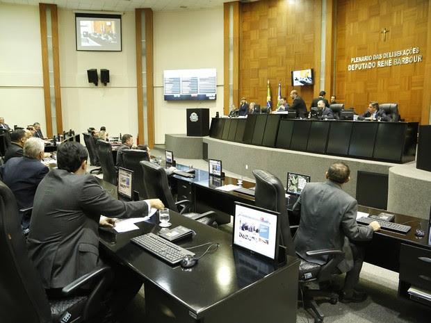 Deputados estaduais derrubaram vetos por unanimidade (Foto: JLSiqueira/ALMT)