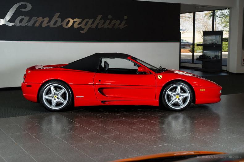 1999 Ferrari 355 Spider  eBay