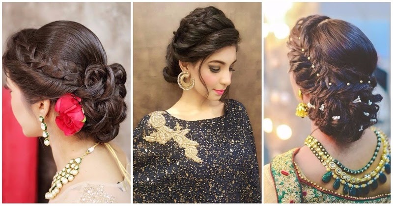 36 Hairstyle For Indian Wedding Function Step By Step