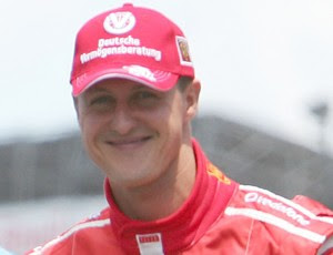 Michael Schumacher e Alonso 2006 (Foto: Getty Images)