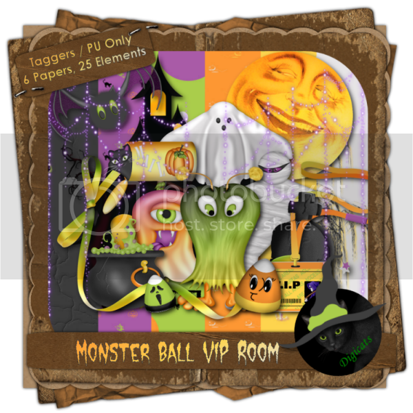 Monster Ball VIP Room