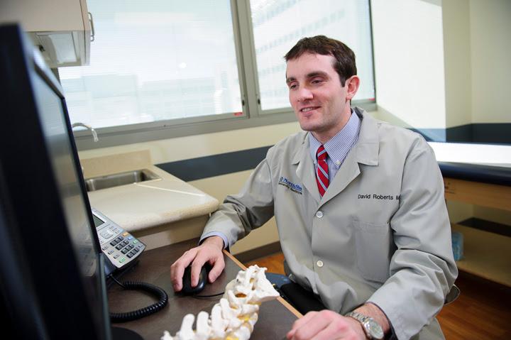 Pediatric Orthopaedics: Dr. David Roberts | NorthShore