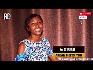 Arewa Meets You 8oh8 wrld EPISODE 5