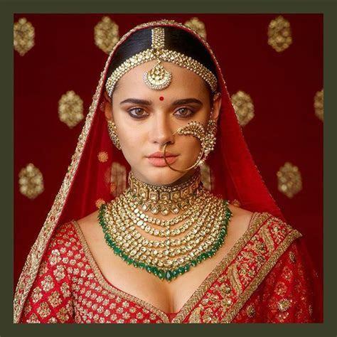 Heritage wedding jewelry in uncut diamonds & emeralds. #