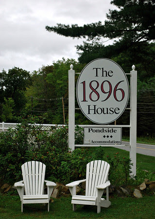 The 1896 Pondhouse Accommodations