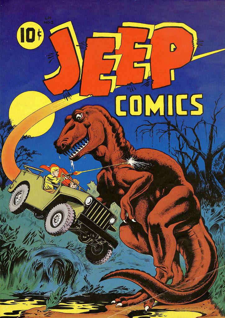 Jeep Comics #13