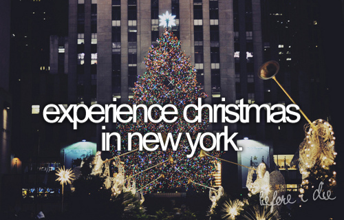 Experience Christmas In New York Pictures Photos And Images For