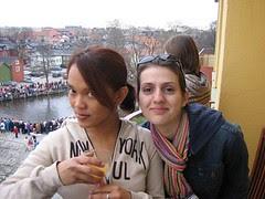 Irine and Ana